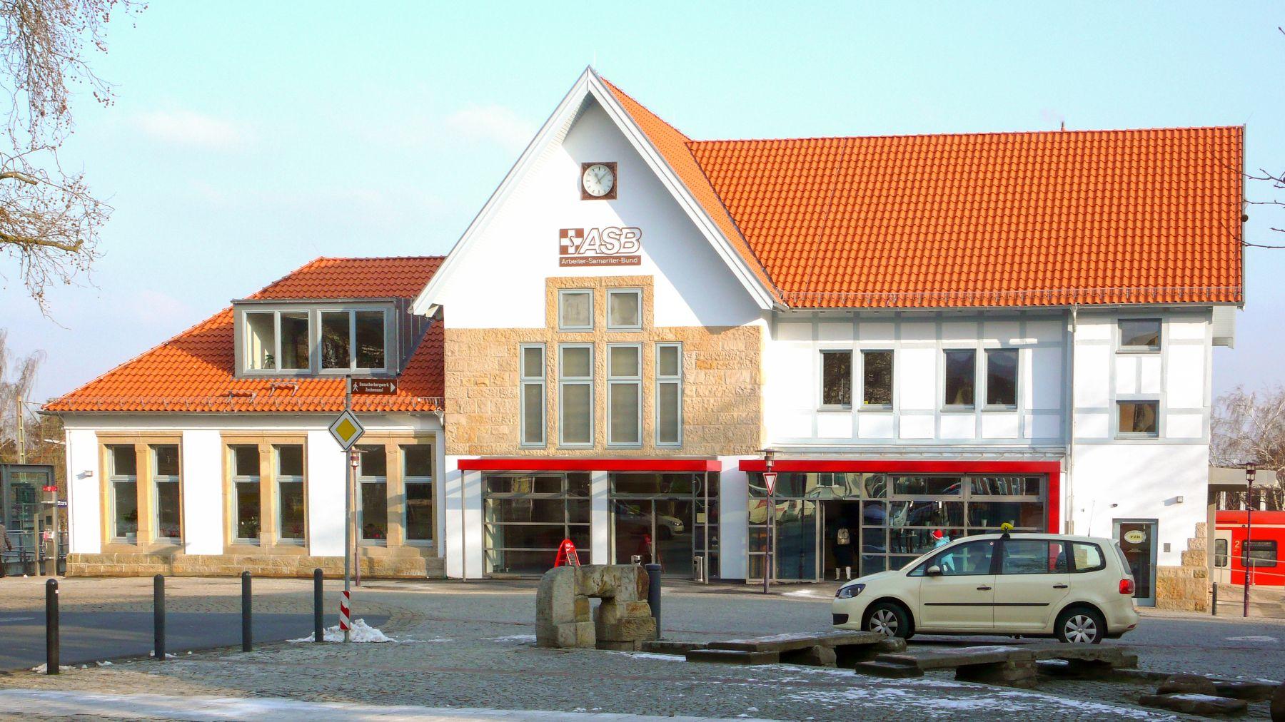 ASB Bahnhof in Barsinghausen