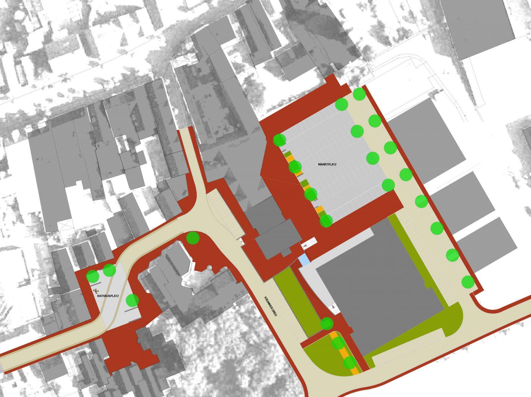 Haselünne – Planwerk südliche Innenstadt