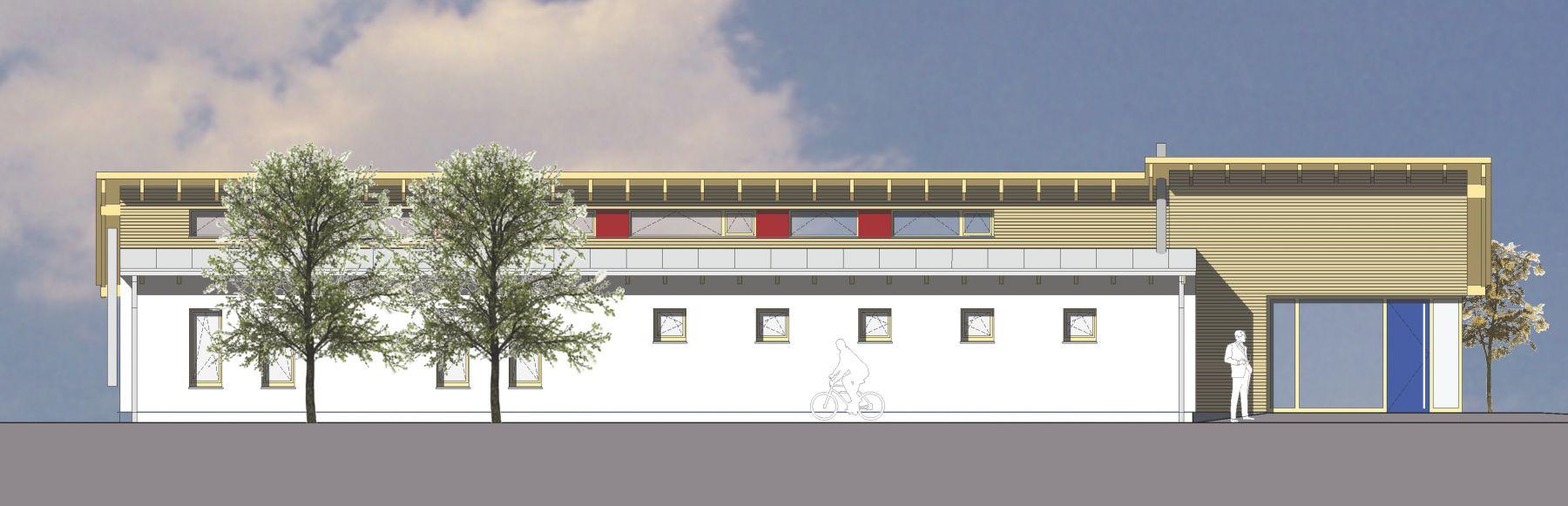 Neubau Alten-Tagespflege in Egestorf