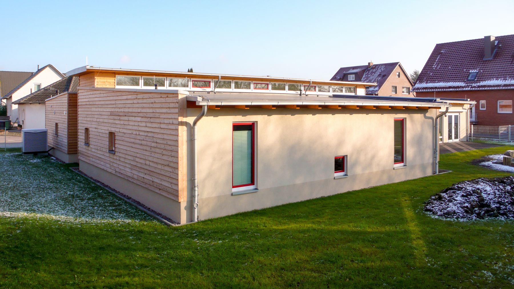 Neubau Kinderkrippe in Sarstedt